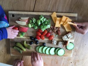 Fussy Eater Paula Duggan Balance Nutrition picnic board