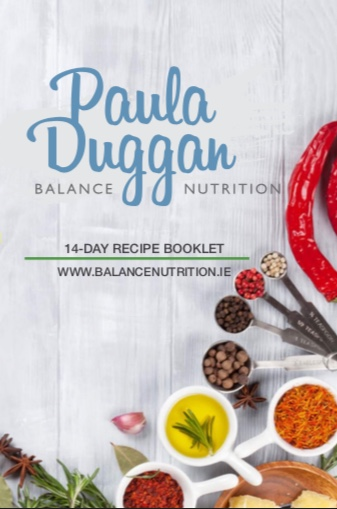 Kerry Nutritionist Paula Duggan Balance Nutrition launches her own 14-day weight loss cook book